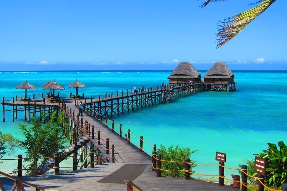 Daleko Putovanje Zanzibar