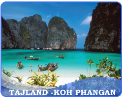 tajland koh phangan putovanje