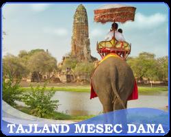 tajland mesec dana putovanje