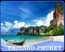 tajland phuket putovanje