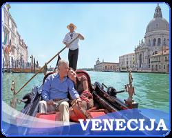 venecija putovanje