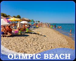 olimpic beach leto