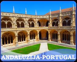 Andaluzija i Portugal