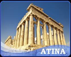 Atina putovanje
