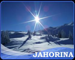 jahorina zima