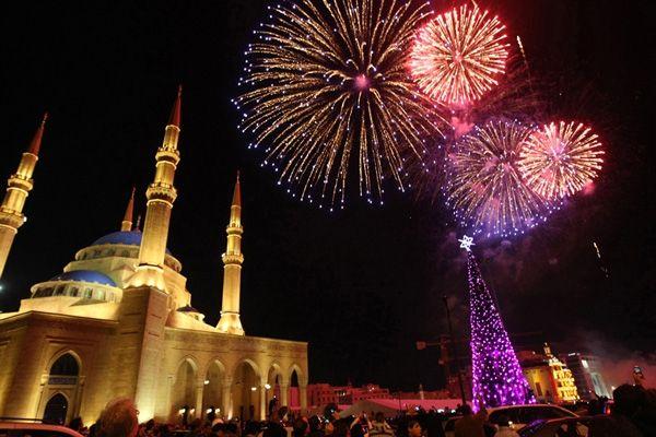 Doček Nove Godine Istanbul 2020