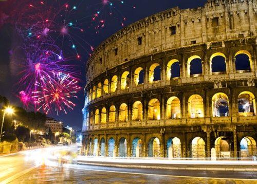 Nova Godina Rim 2020