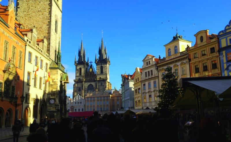 Osmi Mart Prag 2020