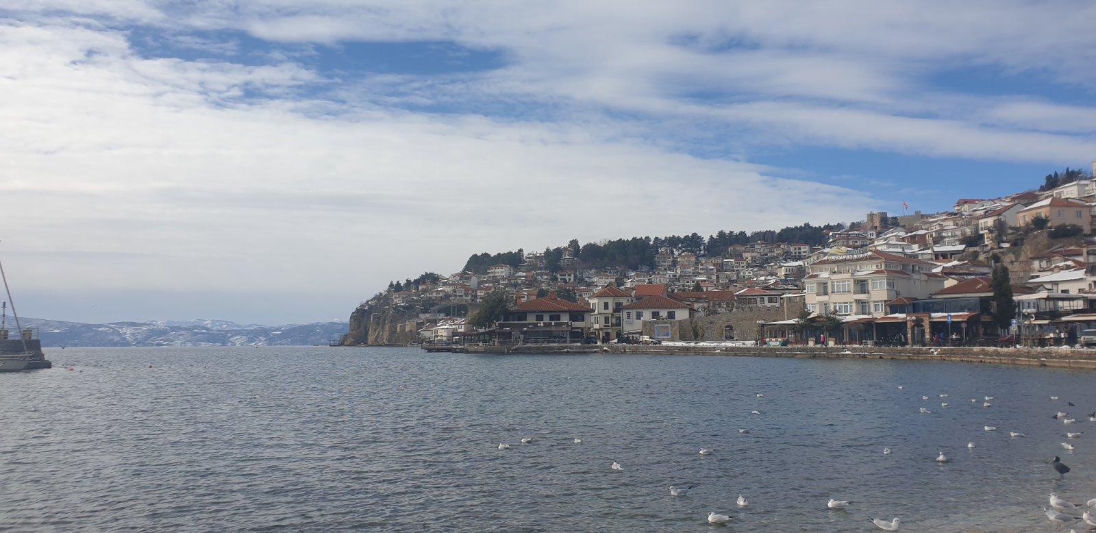 Ohrid Autobusom