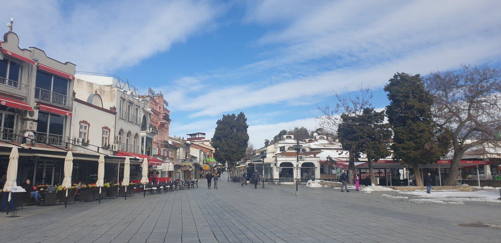 Ohrid Odmor
