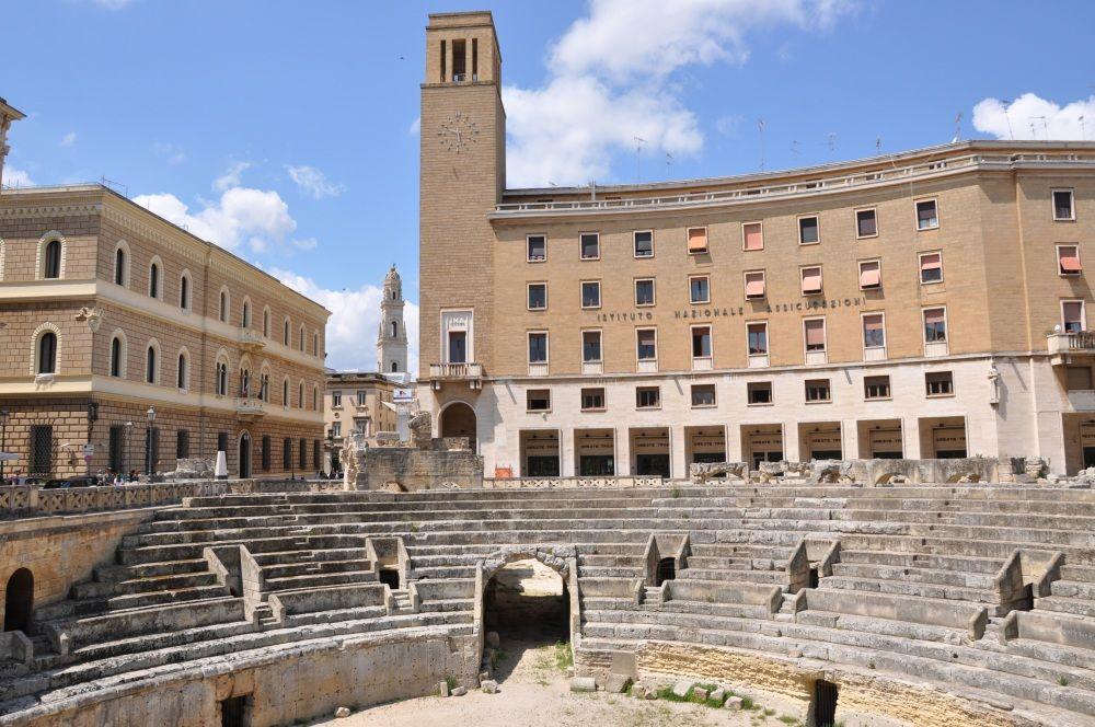 Prvi Maj Apulija Južna Italija 2020