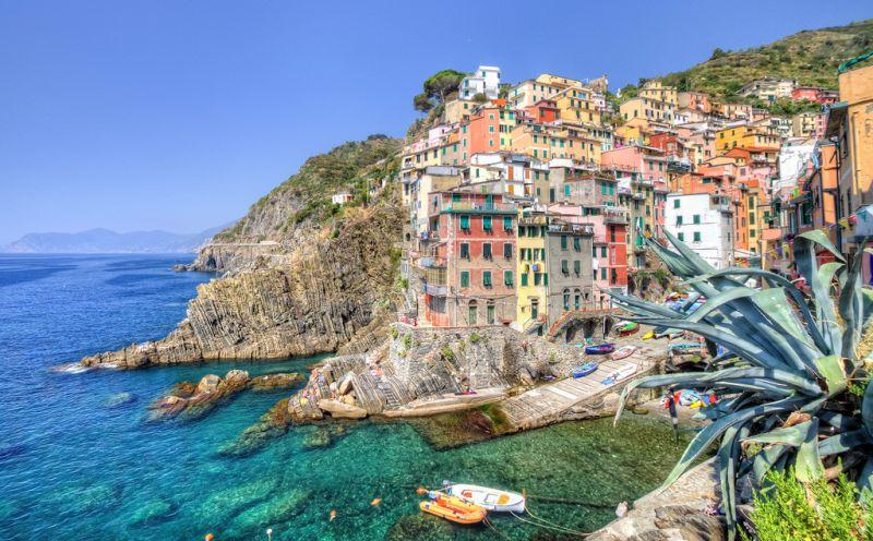 Putovanje Cinque Terre Đenova Prvi Maj 2020
