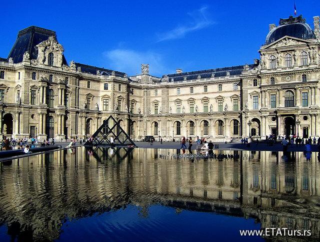 Putovanje Prvi Maj Pariz 2020