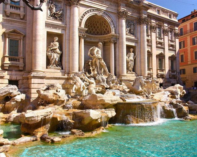 Rim Putovanje